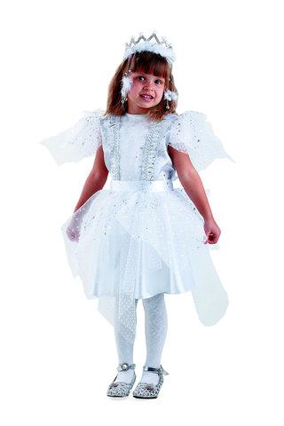 Прокат платье Снежинки для девочки - Магазин