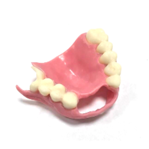 Фотополимер HARZ Labs Dental Pink, розовый (500 гр)