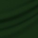 Чистошерстяная саржа зелёного цвета
