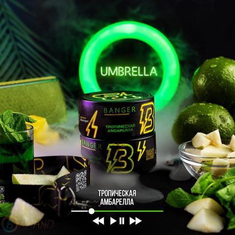 Табак Banger Umbrella (Тропическая Амбрелла) 100г