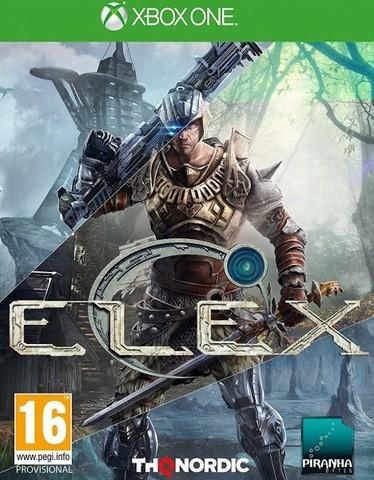 ELEX (Xbox One/Series X, русские субтитры)