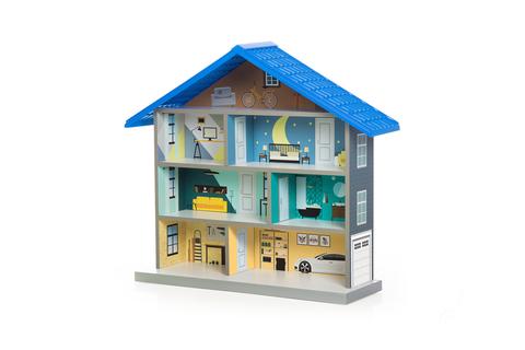Игровой домик BiBi