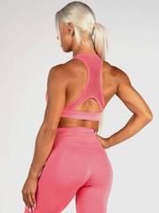 Женский топ Ryderwear Seamless Sports Bra - Coral Marle