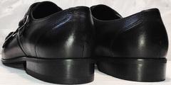 Стильные туфли мужские свадебные Ikoc 2205-1 BLC.
