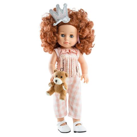 ПРЕДЗАКАЗ! Кукла Бекка, 42 см, Паола Рейна