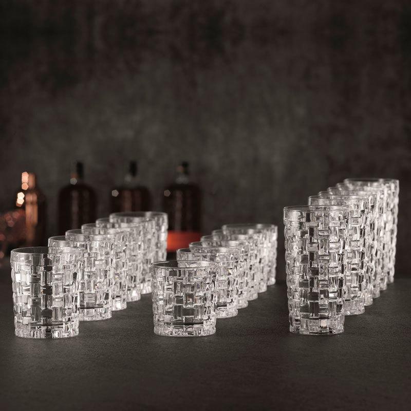 Хрустальные стаканы набор 18 шт Bossa Nova, Nachtmann
