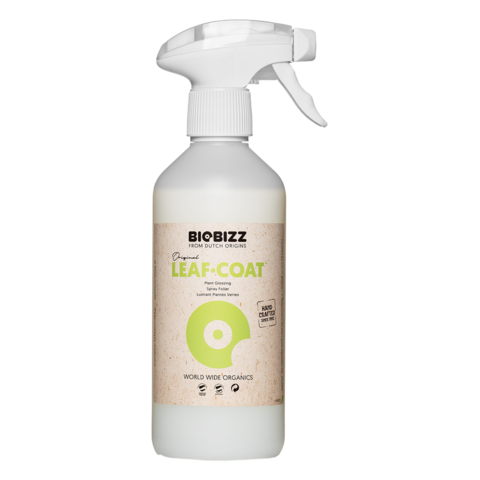 BioBizz LeafCoat 0,5 л Защита от насекомых и грибка