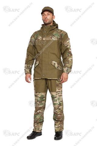 Камуфляжный костюм «Горка-3К» Мультикам