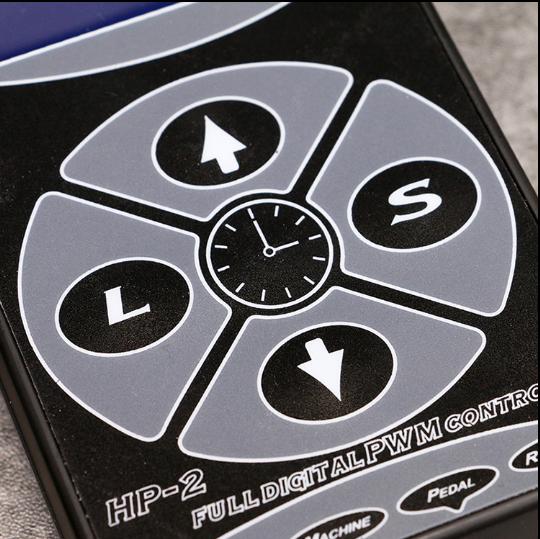 Блок питания для тату-машинок Hurricane HP-2 (Хурикан)