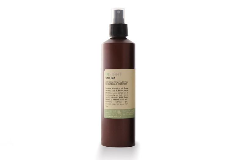 Эколак средней фиксации с экстрактом шиповника и маслом маракуйи (250 мл) MEDIUM HOLD