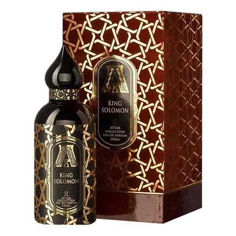 Attar Collection King Solomon Eau De Parfum