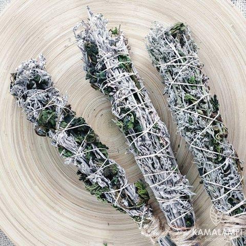 Скрутка из трав - Крапива + Полынь