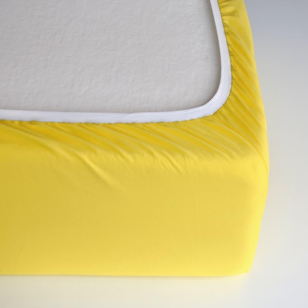 TUTTI FRUTTI лимон - евро комплект постельного белья