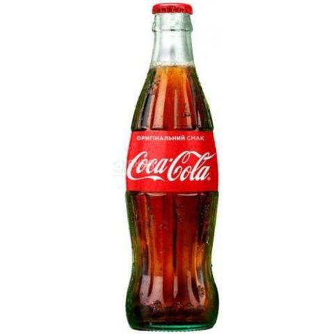 Coca-Cola  0.25 L (şüşə)