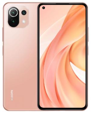 Mi 11 Lite Xiaomi Mi 11 Lite 6/128GB Peach Pink (Розовый) gold1.png