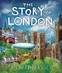 Story of London   illustr.