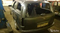Крышка багажника на универсал Опель Омега Б, Opel Omega
