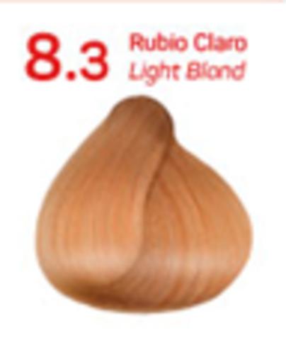 8.3 светлый золотистый блондин KV-1