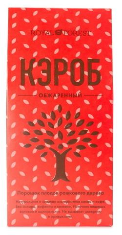 Кэроб порошок, Royal Forest, Обжаренный, 100 г