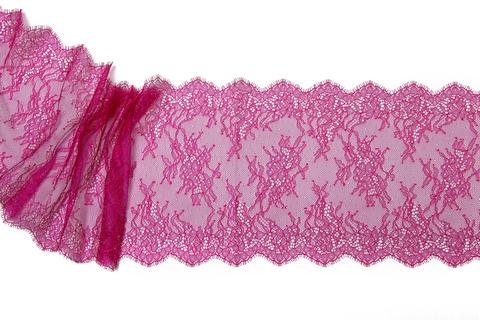Кружево реснички неоново фиолетовое (23х300 см)