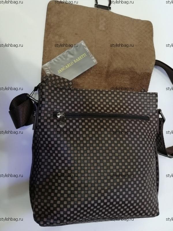 Мужская сумка через плечо Jancarlo Baretti