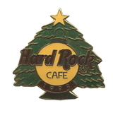 Значок Hard Rock Cafe - 1993