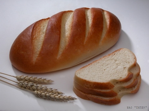 Хлеб Батон нарезной Москва  БАКАЛЕЯ ИП ЕВСТИФЕЕВА О.В. 0,4кг