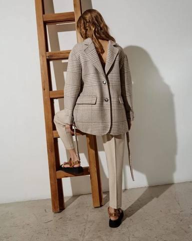 Пальто/жакет ручной работы