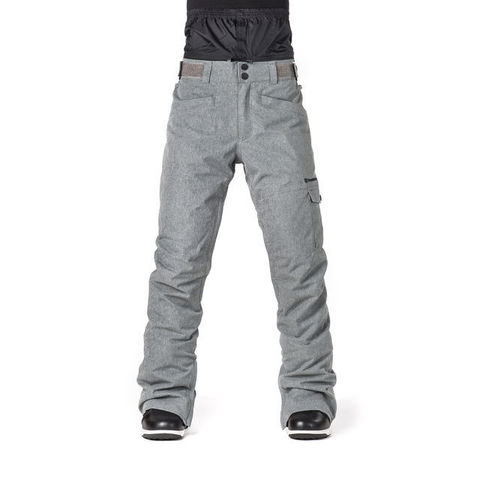 Брюки Horsefeathers EVE PANTS (gray melange)