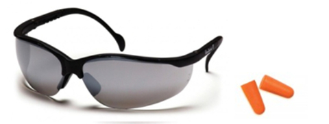 Защитные очки Pyramex Venture 2 (RVGSB1870S)