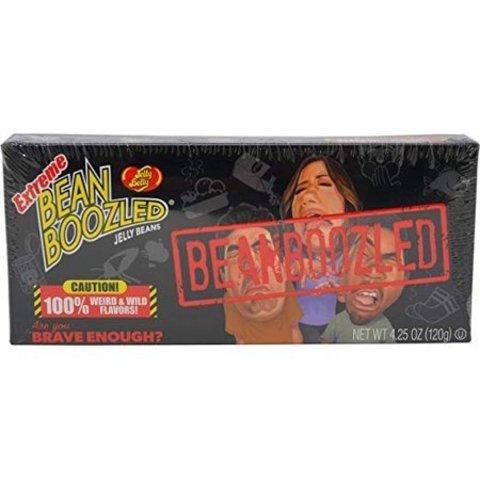 Jelly Belly Bean Boozled Extreme Игра Джелли Белли Бин Бузлд экстрим 125 гр