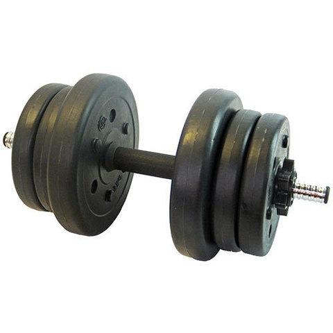 Гантель сборная Lite Weights 10 кг 3103CD, шт