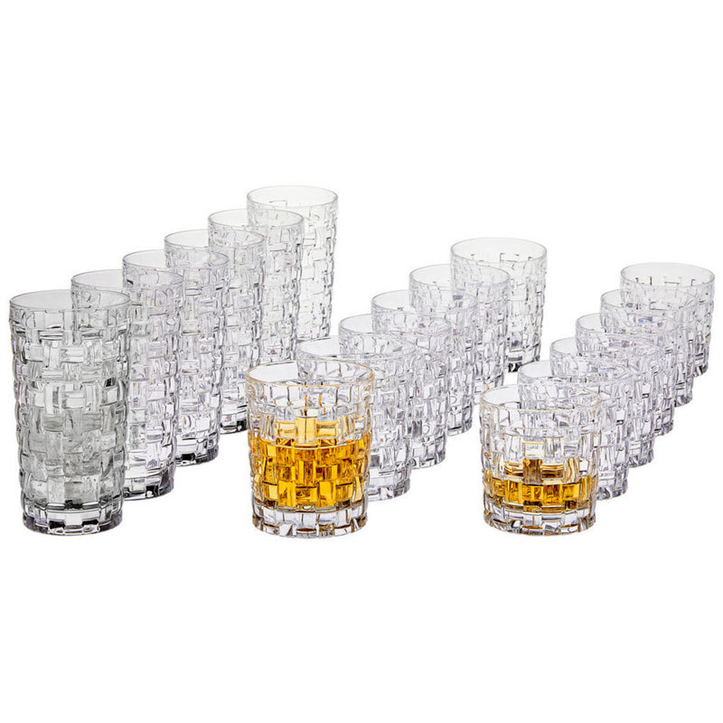 Набор стаканов 18 шт Bossa Nova, Nachtmann