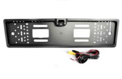 Камера в рамке номерного знака Viper Е314 передняя LED IR