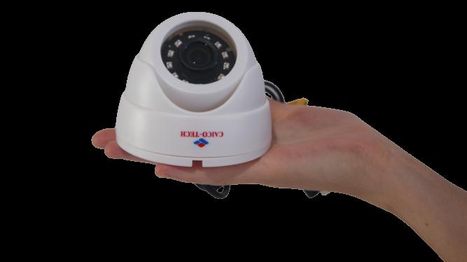 Видеокамера видеонаблюдения для помещения AHD CAICO-TECH A20R960PV3  купить