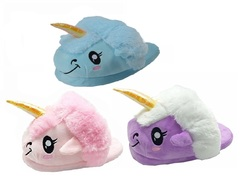 Тапочки Единорог — Unicorn Slippers