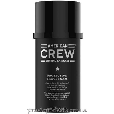 American Crew Shave Foam - Піна для гоління