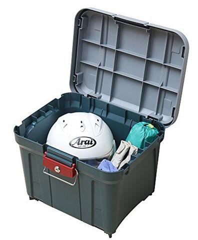 Экспедиционный ящик IRIS RV Box 460, пример наполнения.