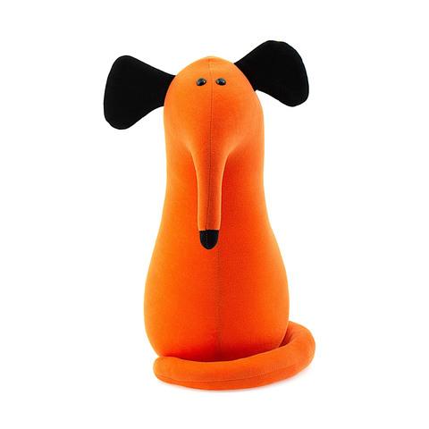 Подушка-игрушка антистресс Gekoko «Крыс повелитель Кис», рыжий