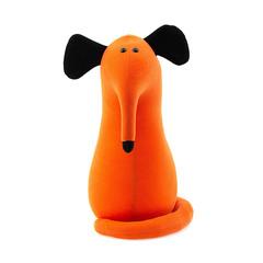 Подушка-игрушка антистресс Gekoko «Крыс повелитель Кис», рыжий 1