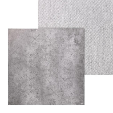 Фотофон двусторонний «Холст‒бетон», 45*45 см