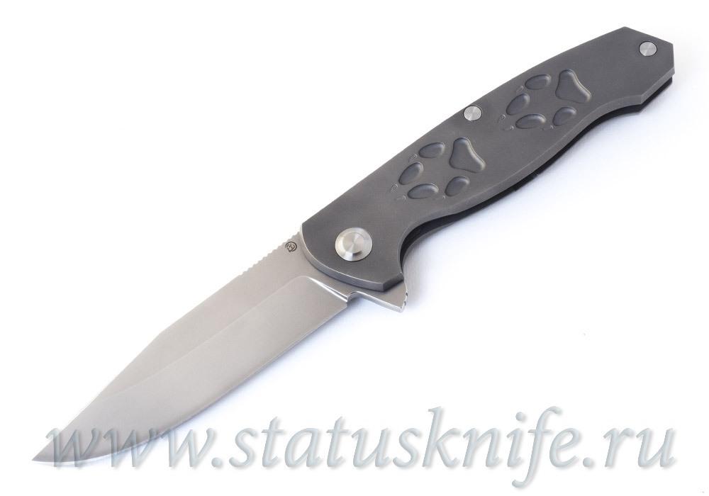 Нож Чебуркова Волк Wolf М390