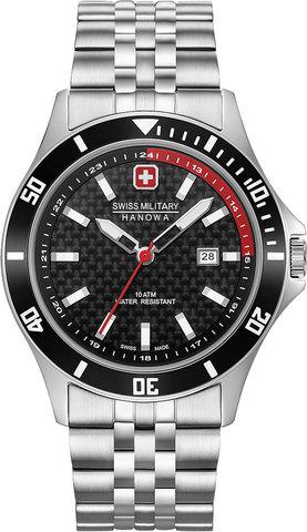 Часы мужские Swiss Military Hanowa 06-5161.2.04.007.04 Flagship Racer