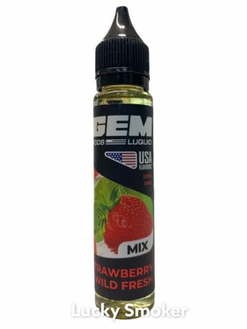 Жидкость Gem Pods Salt 30 мл Strawberry Wild Fresh