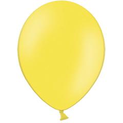К 5''/13см, Желтый, пастель, / 100 шт. /