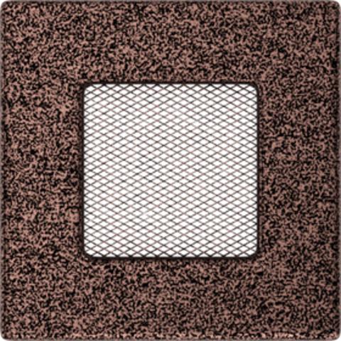 Вентиляционная решетка Латунь (11*11) 11M