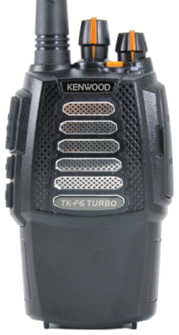 Рация Kenwood TK-F6 Turbo 9w