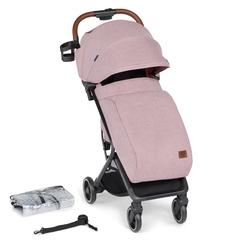 Прогулочная коляска Kinderkraft Nubi Pink