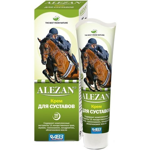 Alezan Cream for joints 100 ml
