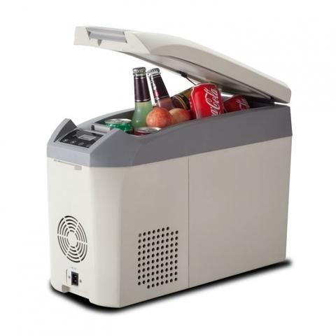 Компрессорный автохолодильник COLKU DC15-F (12V/24V, 14л)